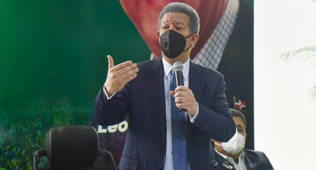 Leonel Fernández propone pacto entre fuerzas políticas para enfrentar crisis creada por covid-19