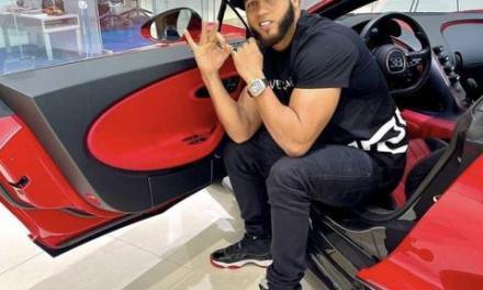 """El Alfa revive el """"Caso Bugatti"""", lanza canción y se compra el carro de lujo"""