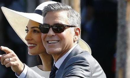 George Clooney: Escribe cartas de amor en la era tecnológica