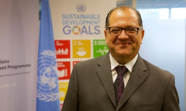 El PNUD ayudará al país en la solución de temas complejos