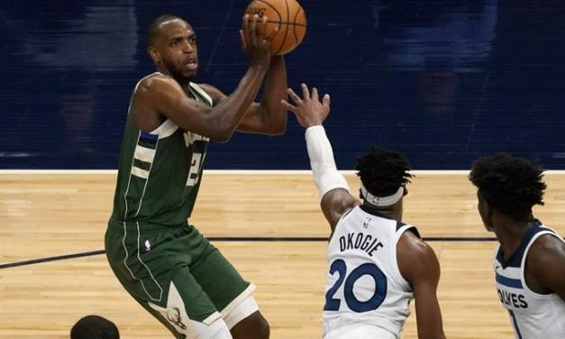 Sixers vencen a los Nets y son líderes en solitario del Este