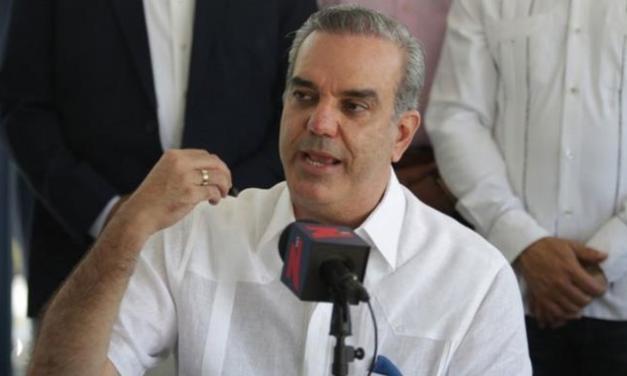 Abinader aplana reeleccionismo en el PRM