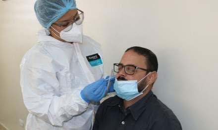 Salud Pública reporta 159 nuevos casos de coronavirus y cinco muertes más
