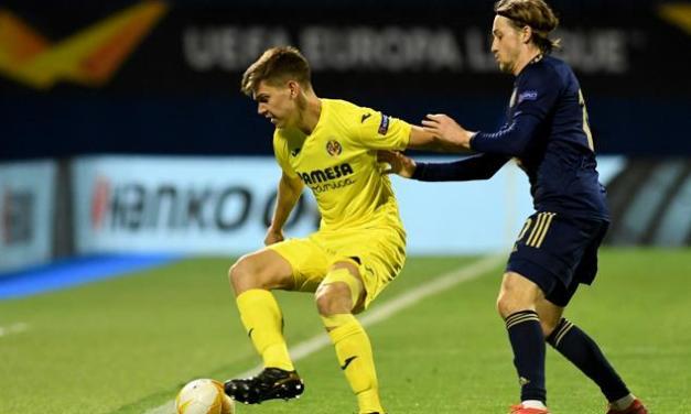 Villarreal se acerca a semifinales de Europa League