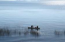 El paraíso es azul en la Isla Suasi