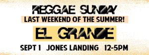 el grande reggae sunday portland maine