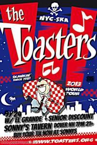 el grande ska toasters Dover