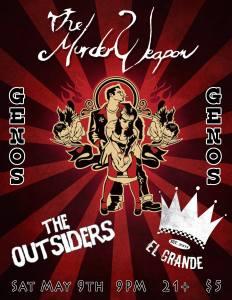 el grande genos the outsiders murder weapon