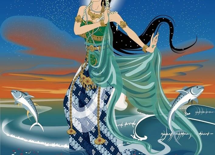 Sang Legenda Ratu Laut Selatan dan Ritualnya