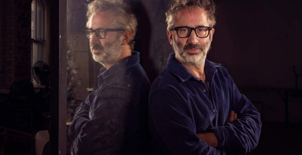 David Baddiel Dengan Tuhan, gags and being trolled – 'It hurts and then I think: material!'
