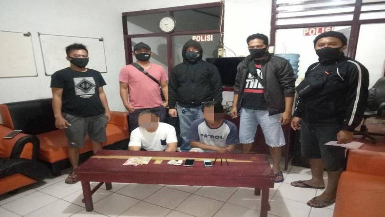 Pemain Judi Togel Jenis Hongkong di Kotamobagu Ditangkap Polisi
