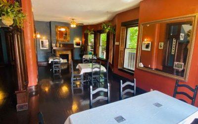 EGS dining room