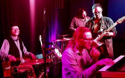 May 21st! Jason Good Blues Band!