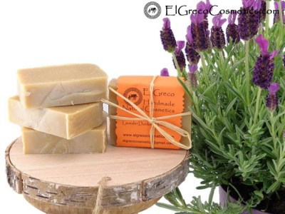 LAVENDER DONKEY MILK SOAP