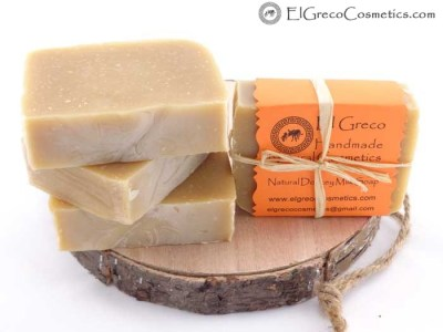 NATURAL DONKEY MILK SOAP