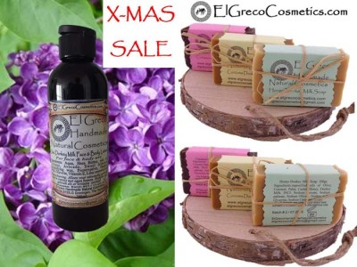 Christmas SALE Combi Facial and Body Care