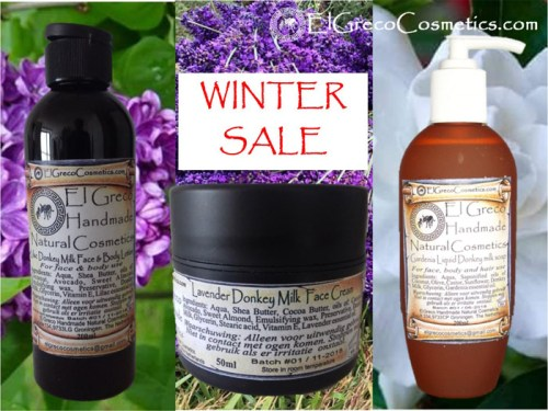 Winter SALE Facial and Body care complete