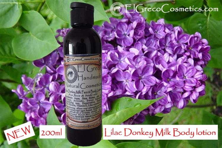 Why El Greco Cosmetics Donkey Milk Face and Body Lotion