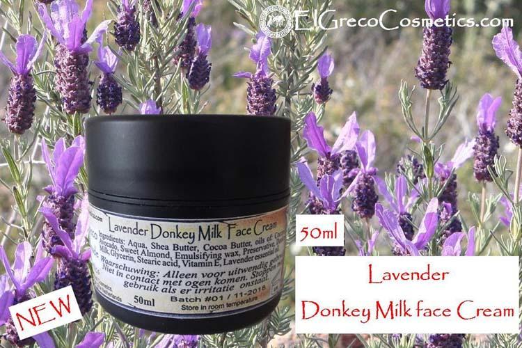 Why El Greco Cosmetics Donkey Milk Face cream