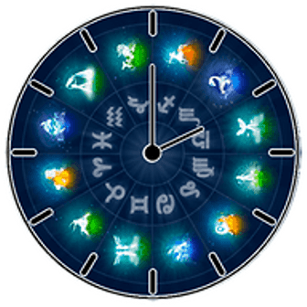 zodiac-sign-clock-widget-2109e4-w192