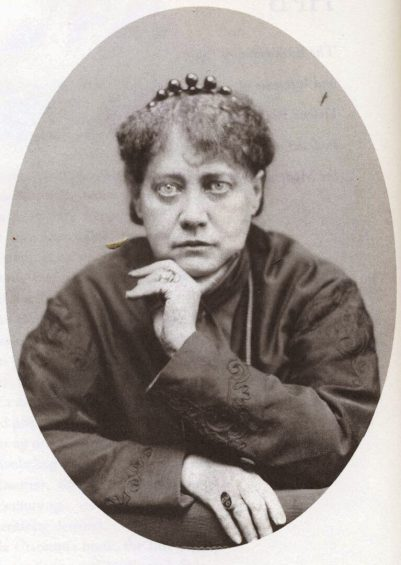 Blavatsky 1875 FOTO DE BIENVENIDA EN PORTAL
