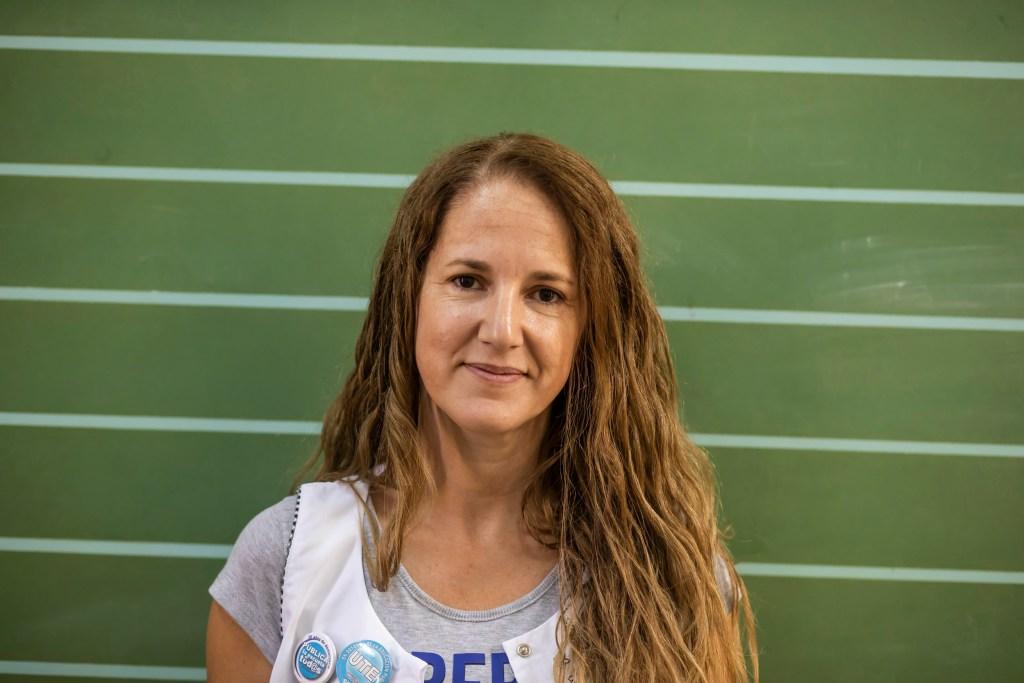 """Romina Butera:""""Se piensa en el sindicato como algo alejado de lo que pasa de las escuelas, pero nosotras trabajamos para que suceda todo lo contrario y trabajamos día a día y en solidaridad con la comunidad educativa"""""""