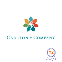 Carlton and Company Year Two Business Champion Logo