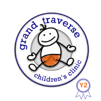 Year Two Business Champion Logo for grand traverse children's clinic