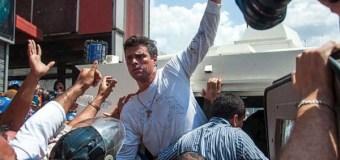 """Leopoldo López: """"Estoy dispuesto a dar la vida para rescatar los derechos de todos los venezolanos"""""""