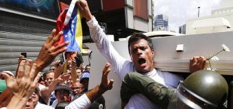 Filmarán película sobre la vida de Leopoldo López
