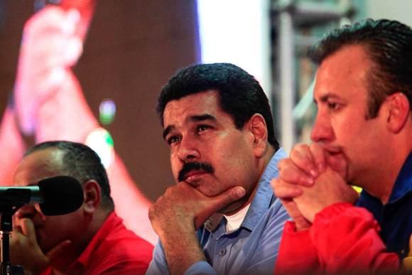 Maduro-Gobierno-Tareck-Preocupados