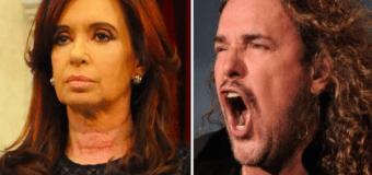 ¡BRAVO MANÁ! Cristina Kirchner expulsó de la casa rosada al vocalista de Maná porque le cantó las 4 verdades acerca de Chávez