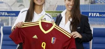 ¡ORGULLO NACIONAL! Camisa de Deyna Castellanos será expuesta en el Museo de la FIFA