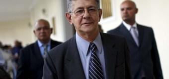 El nuevo cargo que ejercerá Ramos Allup tras abandonar la presidencia de la AN