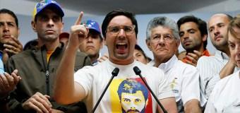 Oposición rechaza tesis de negociación de elecciones: Buscan desmovilizar