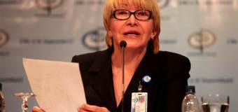 Los 6 puntos en las que Luisa Ortega Díaz desmiente al régimen y sus voceros
