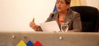Tibisay Lucena confirmó que NO se realizarán elecciones municipales este año