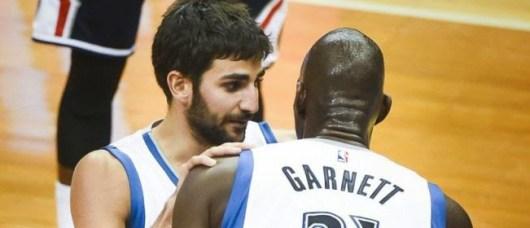 Ricky y Garnett