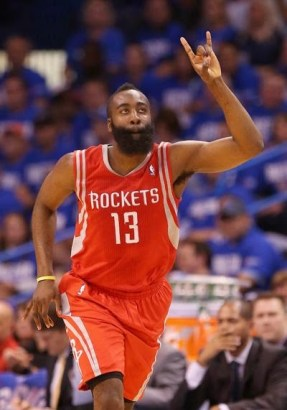 Rockets Harden