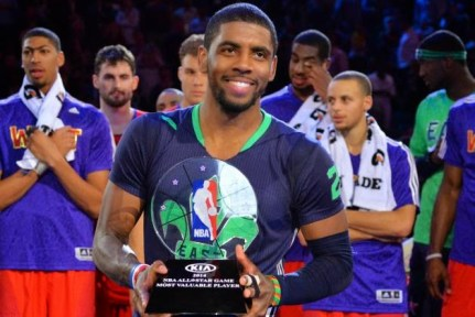 Kyrie Irving All Star