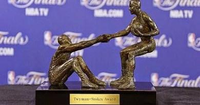 Compañero del año de la NBA