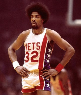 julius erving 32