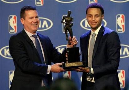 Curry MVP