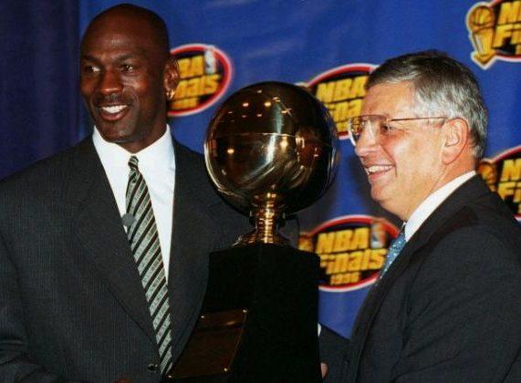 MVP de las Finales NBA
