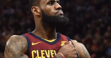 Lebron James Record de robos