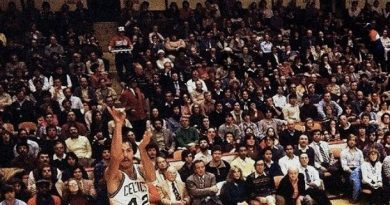 El primer triple de la historia de la NBA