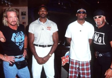 Estrellas NBA que lucharon en Wrestling
