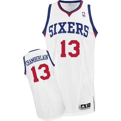 Chamberlain 76ers