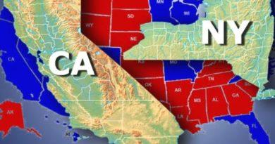 California y Nueva York, las cunas del baloncesto americano