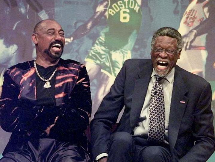 Los mejores pivots de la historia de la NBA
